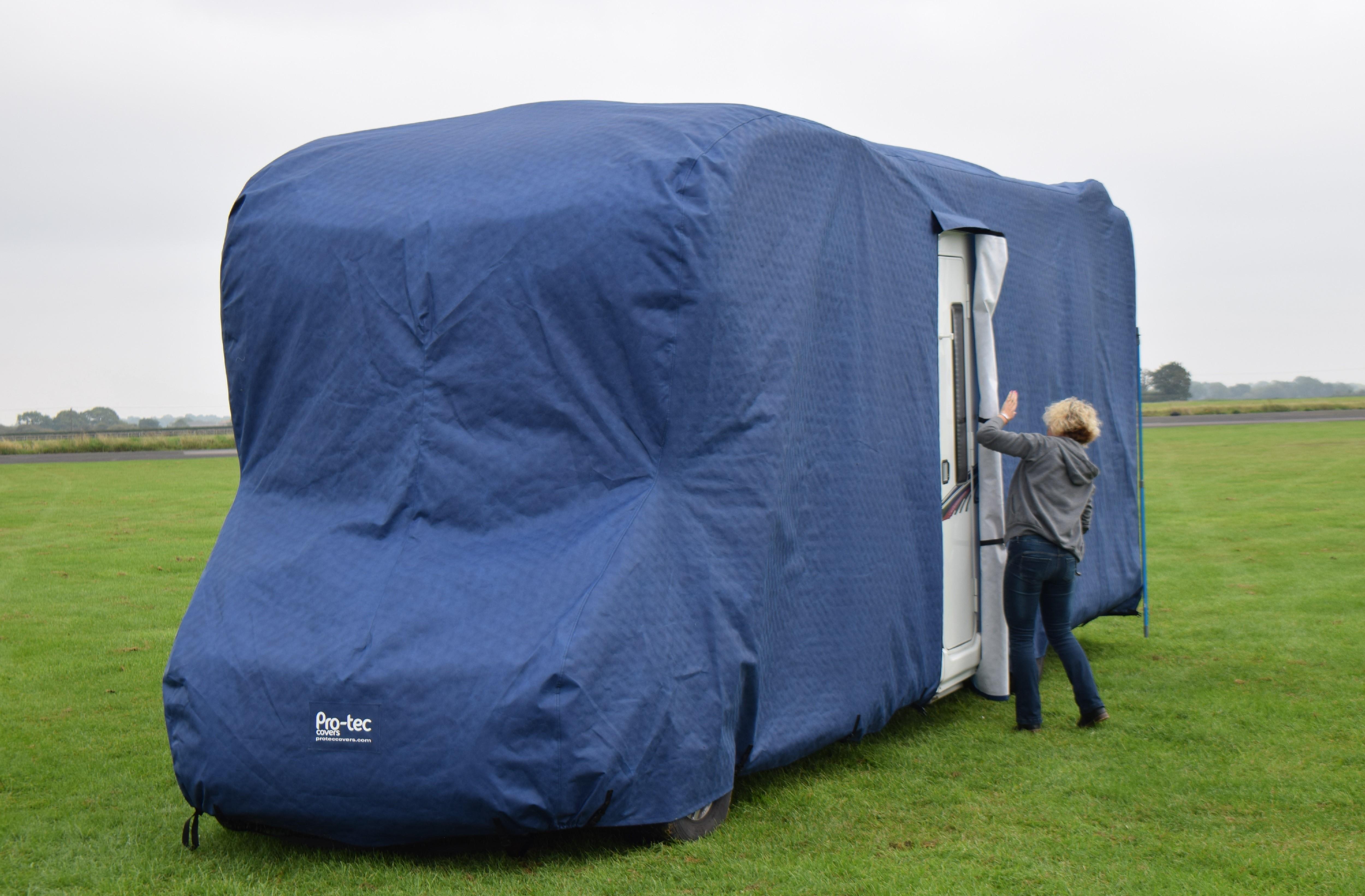 protec car camping car abri protec car avec abri voiture carport provencal ii classic pro idees. Black Bedroom Furniture Sets. Home Design Ideas