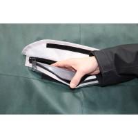 Towing Jacket - Grab handle access