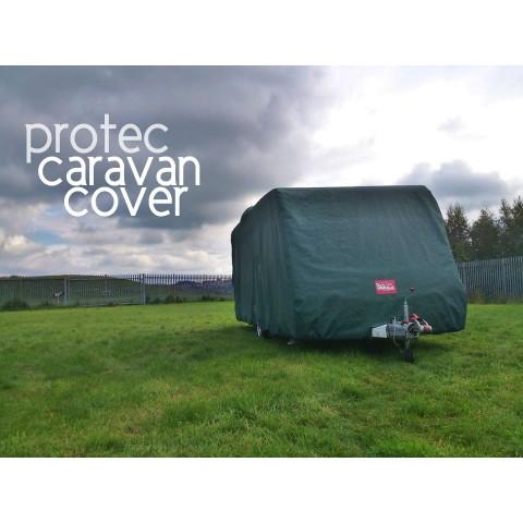 Pro-Tec Caravan Cover